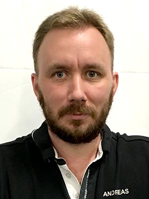 Andreas Frölander